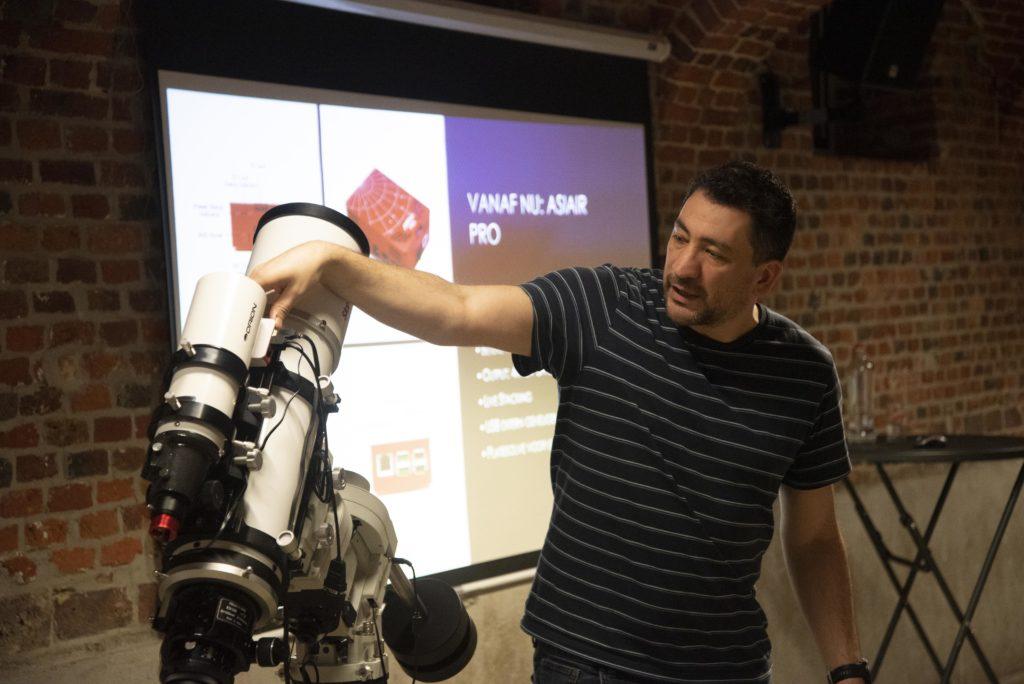 David Daelman explains the ASI AIR pro